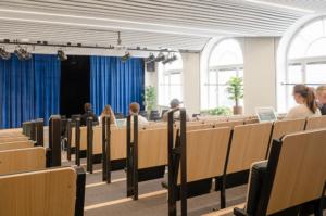 lokaler för konferens lund